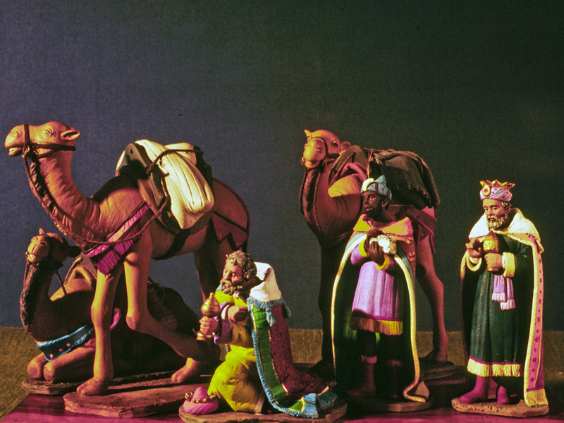 Re-magi-e-cammelli